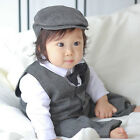 suits for little boys - NEW Peaky Blinders Spring Outfit Suit Smart Formal Casual for Little Baby Boys