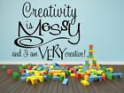 Creative Wall Sticker for Creative People Funny Decal Art Decoration Removable