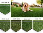 Quality Artificial Grass Astro Turf Realistic Garden Lawn Natural Green Grass