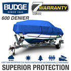 Budge 600 Denier Waterproof UV Resistant Boat Cover | Fits Hard Top / T-Top Boat