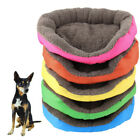 Pet Dog Cat House Removable Washable Warm Fuzzy Mat Bed Kennel Puppy Cushion