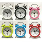 Classic Number Table Desk Silent Sweep Alarm Clock, Ideal for Home Office PICK