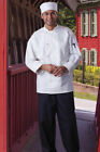 Uncommon Threads, Classic with Mesh Chef Coat, White, XS to 2XL, 0426P