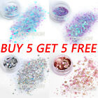 Kyпить Chunky Mixed Glitter Pot-Nail Face Eye Body Tattoo Festival Dance Club Cosmetic на еВаy.соm