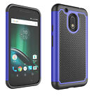 For Motorola Moto G4 Play/Moto G4 Plus/Moto G4 Cover Hybrid Rubber Hard New Case