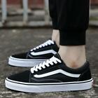 Hot Classic OLD SKOOL Low High Top Suede Canvas sneakers SK8 MENS Womens Shoes