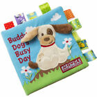Tear-proof Soft Cloth Book Baby Early Learning Animals Book Baby Toy Book-New