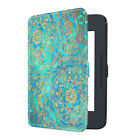 For Nook GlowLight 3 eReader 2017 Case SlimShell Ultra Thin PU Leather Cover