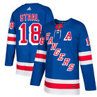 18 A Marc Staal Jersey New York Rangers Home Adidas Authentic