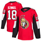 18 Ryan Dzingel Jersey Ottawa Senators Home Adidas Authentic