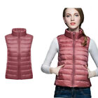 winter fashion for ladies - Fashion Cool Style Stand Collar Down Jacket Packable Winter Vest for Ladies