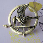 The Hunger Games Catching Fire Mockingjay Pin Brooch Prop Replica Badge Cosplay