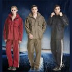 Raincoat Motorcycle Hooded Impermeable Outdoor Fishing Camping Rain Gear Coats $65.79 USD on eBay