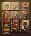 playstation video games list - Playstation1 PSOne PS1 PSX Games Complete you pick from drop down list