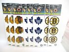 10 NHL Hockey Sticker Packs Toronto Maple Leafs Chicago Blackhawks Boston Bruins $7.95 CAD on eBay