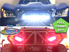 LED lights Front & Rear COMBO for RPM bumpers Traxxas Slash 4x4 2WD waterproof