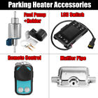 Diesel Air Heater Accessories Remote Controller/ Muffler/ LCD Switch/Fuel Pump