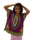 Children's Traditional Dashiki: MANY NEW COLORS