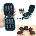 UK 5ml Essential Oil Carry Case Aromatherapy Travel Storage Holder Hand Bag
