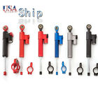 USA FXCNC CNC Steering Stabilizer Damper Control Safety Black/Red/Blue/Gray