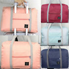 Big Foldable Travel Storage Luggage Carry-onOrganizer Hand Shoulder Duffle GS