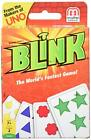 Mattel Games Blink Card World's Fastest Family Friends Playing Kids Adults