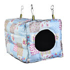 Hammock for Hamster/Guinea Pig/Rabbit/Small Animals Hanging Bed Toy House Cage
