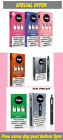 Logic Pro Menthol Watermelon Blueberry Capsule Vape KIT Nicotine 6mg 12mg 18mg