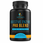 Digestive Enzymes w/ Prebiotic & Probiotics, Gas, Constipation & Bloating Relief