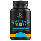 Digestive Enzymes Plus Prebiotics & Probiotics, 1000mg by Nature's Nutrition