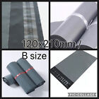 Grey Parcel Bags Mail Bag Poly Postal Strong Postage Bag Post Packing 50 100 200