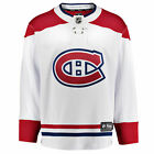 NHL Montreal Canadiens Fanatics Branded Away Breakaway Jersey Shirt Mens $177.59 USD on eBay
