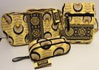 Maggi B French Country Lemon Drop Eyeglass Case  Purse Cross Body Bag You Choose