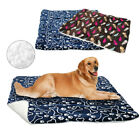 Washable Pet Bed for Dog Cat Mat Soft Warm Pad Liner Home Indoor Outdoor