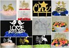 Cake Toppers Birthday Baby Shower 1st Birthday Wedding Supplies Decorations
