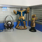 Avengers: Infinity War Thanos Resin GK Statue Infinity Gauntlet Decoration Model