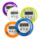 LCD Digital Large Kitchen Cooking Timer Count-Down Up Clock Loud Alarm wi/ Stand