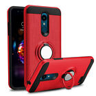 For LG Solo 4G LTE/K40/K30/Xpression Plus Hybrid Case Cover + Screen Protector