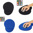 Comfort Wrist Soft Gel Rest Support Mat Mouse Mice Pad & PC Laptop Computer