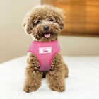 Soft Mesh Small Dog Harness Step-in Puppy Harness Leash Set Pet Jacket Vest DJ8