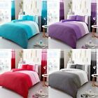Stylish Luxurious Duvet Covers Urban Ombre Quilt Covers Reversible Bedding Sets