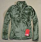 NWT THE NORTH FACE WOMENS BURNT OLIVE GREEN OSITO 2 JACKET S
