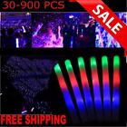 LED Light Up Foam Sticks Wands DJ Flashing Glow Stick For Wedding Party Lots US