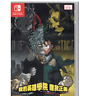 My Hero Accademia One's Justice (Chinese Ver) For Nintnedo Switch NS