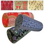 Bolster Cover*Chinese Rayon Brocade Neck Roll Long Tube Yoga Pillow Case*BL17