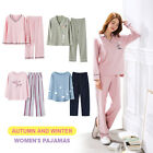 Women Cotton Pajamas Set  Pyjamas Set Sleepwear Loungewear Nightwear HOME