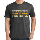 Steelers Football T-Shirt Pittsburgh Country Sports Team 3299