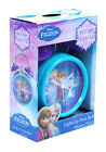Disney Princess Frozen Anna Elsa Light-Up Twin Bell Alarm Clock Free Shipping
