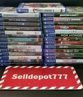 Brand New ( PlayStation 4) game lot #7  **pick and choose**