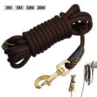 Rope Dog Leash Dog Tracking Recall Training Obedience Long Lead 10/16/33/66 FT